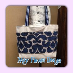 Super Large Tote Bag / Beach tote / Gym Tote Bag on Etsy, $35.00