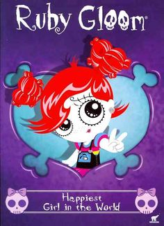 (Red) Gloom: Happiest Girl in the World (DVD)