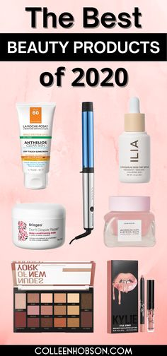 These are the amazing makeup, hair and skin care products that got us through all the craziness of 2020. #bestbeautyproducts #2020 Makeup Tips To Look Younger, Makeup Tips For Older Women, Simple Makeup Tips, Natural Makeup Tips, Eyebrow Makeup Tips, Hair And Makeup Tips, Best Makeup Tips, Makeup Tips For Beginners, Best Beauty Tips