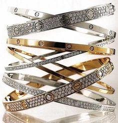 Cartier's Love Cuff