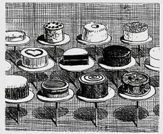 Wayne Thiebaud ,for all girls and women in the world