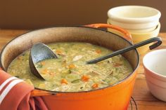 Chicken Vegetable Soup (3 Points+)