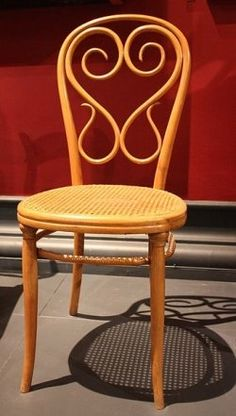 How To Fix A Split Bentwood Chair