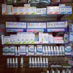 Our homeopathy section