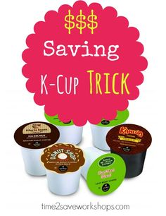 How 2 Save Money on K-Cups (Jamie's Cheap-O Trick) - Time 2 Save Workshops