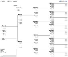 41 best free family tree template images family trees free family