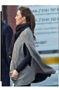 Kate Middleton has cute baby bump style