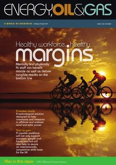 Energy, Oil & Gas issue 125 October 2015
