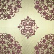 Moonstone Wallpaper Crystalised wallpaper by Kandola Silks part of Jewel collection | Kingdom Interiors