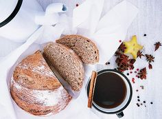 Receita de Rafael Rosa - pão de ervas