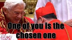 Jan Lois Condorez writes from The Vatican: I do like a bling church.