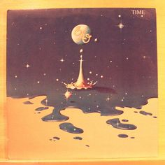 ELECTRIC LIGHT ORCHESTRA - Time - mint minus Vinyl LP - 1981 Hold on Tight  RARE