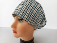 Euro Style Adjustable Pixie Scrub Hat by bluebird053 on Etsy