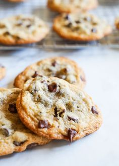 9 Tips for Back-of-the-Bag Chocolate Chip Cookies from @bakeat350 at #pwfoodfriends