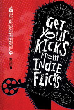 get your kicks from indie flicks