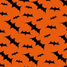 Halloween Vector, Halloween Masks, Bat Flying, Wallpaper For Your Phone, Halloween Backgrounds, Wallpaper Pictures, Scrapbook Paper, Scrapbooking, Custom Fabric