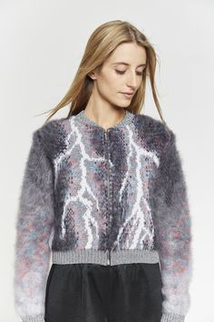 FTY 2015 Jasmin Rigert Tunic Tops, Knitting, Lace, Outfits, Women, Fashion, Textile Design, Moda, Suits