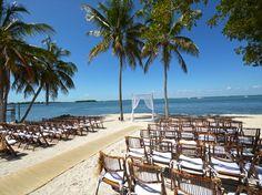 Key Largo Lighthouse Beach Weddings - South Florida