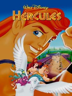 """""""To your left is Hercules' villa. Next stop, the Pecs and Flex gift shop, where you can buy the great hero's new 30-minute workout scroll, """"Buns of Bronze."""" """""""