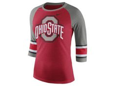 f968ef8e Item of the game: Rutgers Nike Ohio State, Raglan Shirts, Grey Stripes,