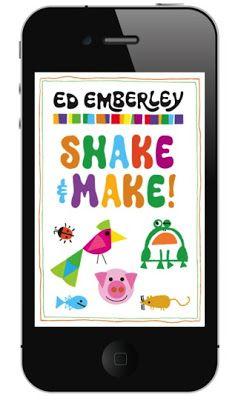 Shake & Make Ed Emberley app
