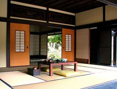 Traditional Japanese housing