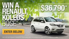 You should enter Win a Renault Koleos Bose. There are great prizes and I think one of us could win! Australian Competitions, Beaumont Tiles, Win Competitions, The Next Big Thing, Bose, Insight, Acting, The Outsiders, Outdoors