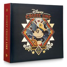 Disney Cruise Line Photo Album | Albums & Frames | Disney Store