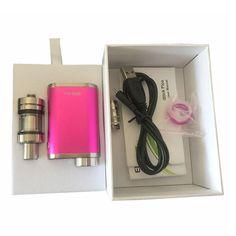E Leaf Istick Pico Starter Kit Clone With Firmware Upgradeable Vv Vw Tc Istick Pico 75w Box Mod Melo Iii Mini Atomizer 2 4ml Dhl Free Free E Cigarette Starter Kit E Cig Kit From K281930785, $25.43| Dhgate.Com