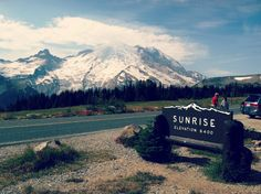 #Hikewithkids #MountRainier #Seattle  What you can Expect and how to Plan a for a Day Hike with Children at Sunrise - Mount Rainier National Park!  Home Sweet Road Mount Rainier National Park - A Family Hike at Sunrise - http://homesweetroad.com/mount-rainier-national-park-sunrise/