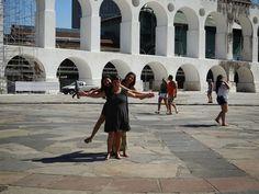 D&D Mundo Afora - Blog de viagem e turismo   Travel blog: Arcos da Lapa e Escadaria Selaron - Rio de Janeio