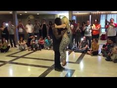 Enah & Carolina show Kizomba in Valencia Festival 2015 - Be Dance!
