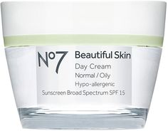 Boots No 7 Beautiful Skin Day Cream for Normal/Oily Skin Normal/Oily Ulta.com - Cosmetics, Fragrance, Salon and Beauty Gifts