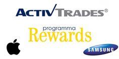 Programma Rewards di ActivTrades