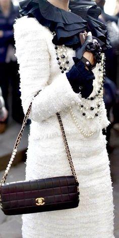Chanel 2014 british Millionairess at Paris Fashion week  dressmesweetiedarling