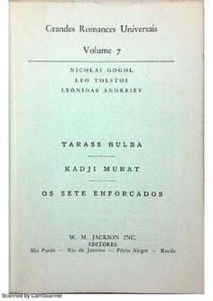 Os sete enforcados (1963-1)