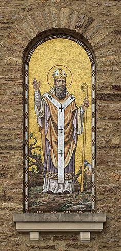 st boniface- patron of germany
