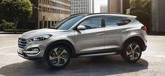 Nye Hyundai Tuscon