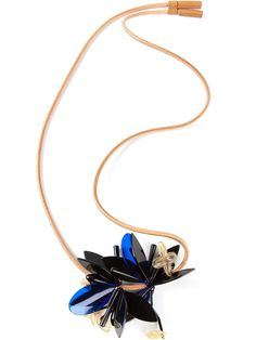 MARNI beaded necklace on Vein - getvein.com