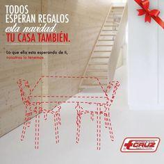 No dejes de últimas el lugar en el que más estas. En esta Navidad todos esperan regalos, tu oficina también. Encuentra aquí todo lo que necesitas www.metalicascruz.net