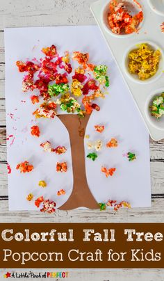 Colorful Fall Tree P
