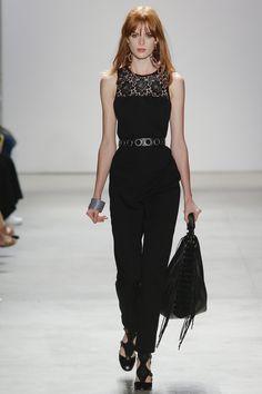 Rebecca Minkoff Spring 2016 Ready-to-Wear Fashion Show #jumpsuit #workwear
