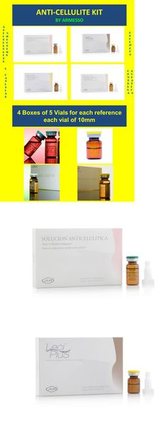 Other Weight Management: Anti Cellulite Kit Mesotherapy Fat Burner Weight Loss Mesoterapia No Needle -> BUY IT NOW ONLY: $270 on eBay!