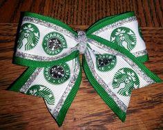 Starbucks bow