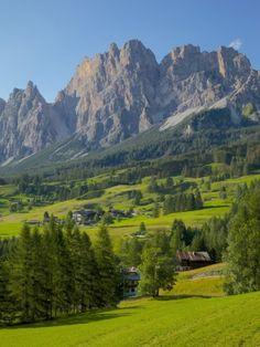 Passo Tre Croci, Belluno, Veneto, Italian Dolomites, Italy