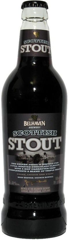 Belhaven Scottish Stout. 7/10 pts