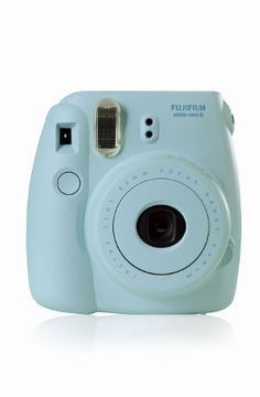 Instax Mini 8 Instant Film Camera (Blue) | @giftryapp