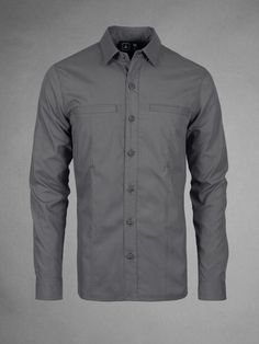 Versatile travel shirt that doesn't look too much like a travel shirt: Tradecraft Shirt by Triple Aught Design
