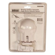Outdoor Wireless Home Security Motion Sensor