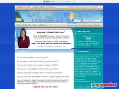 nice #Blast4Traffic.com™ - Instant Bulk Email and Advertising Services